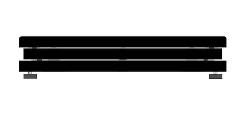 base antivibrazione elettroniche 1 vista frontale 2