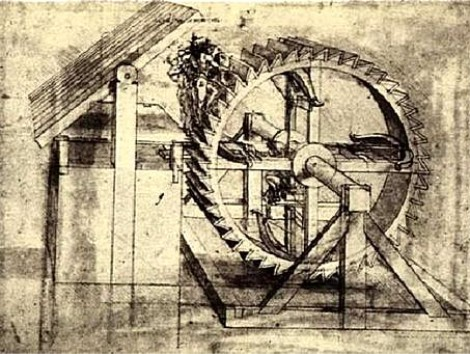 leonardo Crossbow-Machine