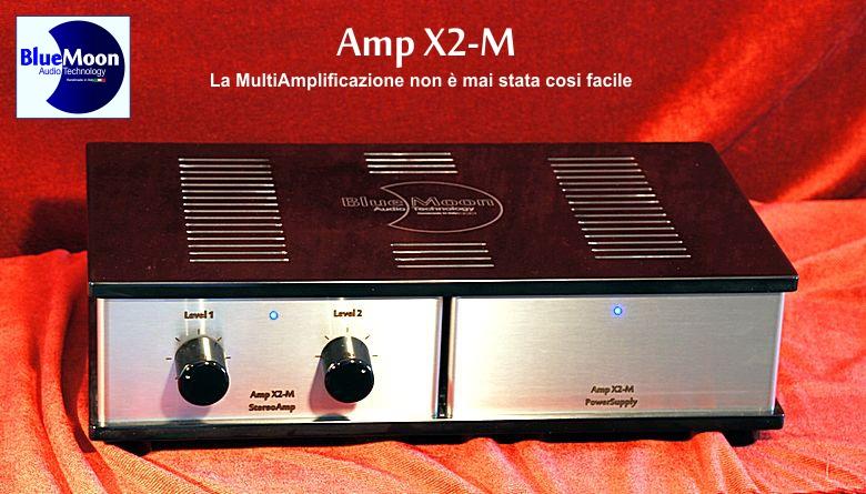 M Amp X2-M foto e pubblicità
