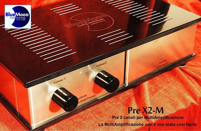 M Pre X2-M foto con logo