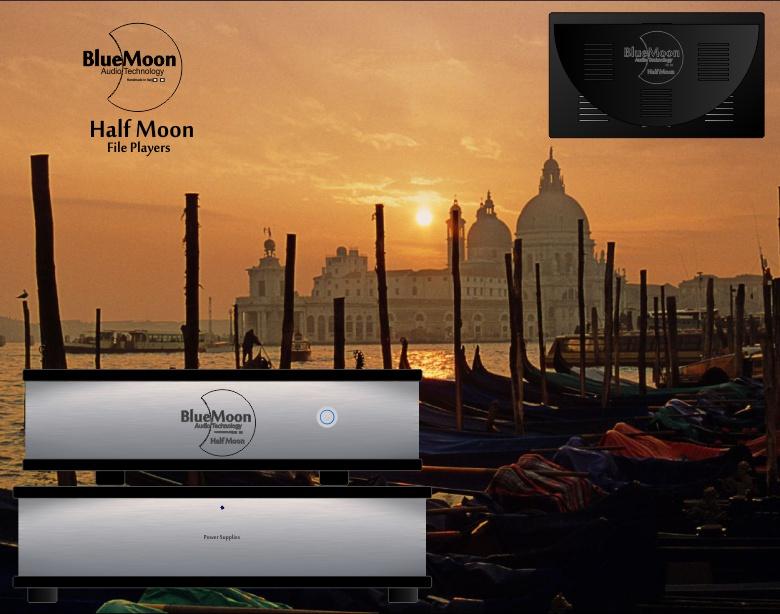Half Black Moon pubblicità