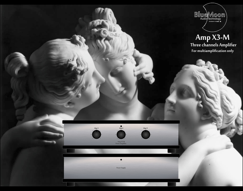 M-Amp X3 pubblicità