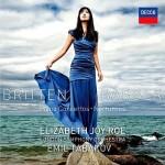 Britten - Barber - Piano Concertos -