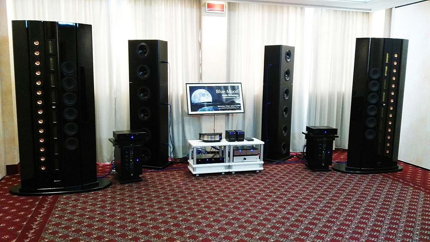 Arezzo Audio Show 2016 1