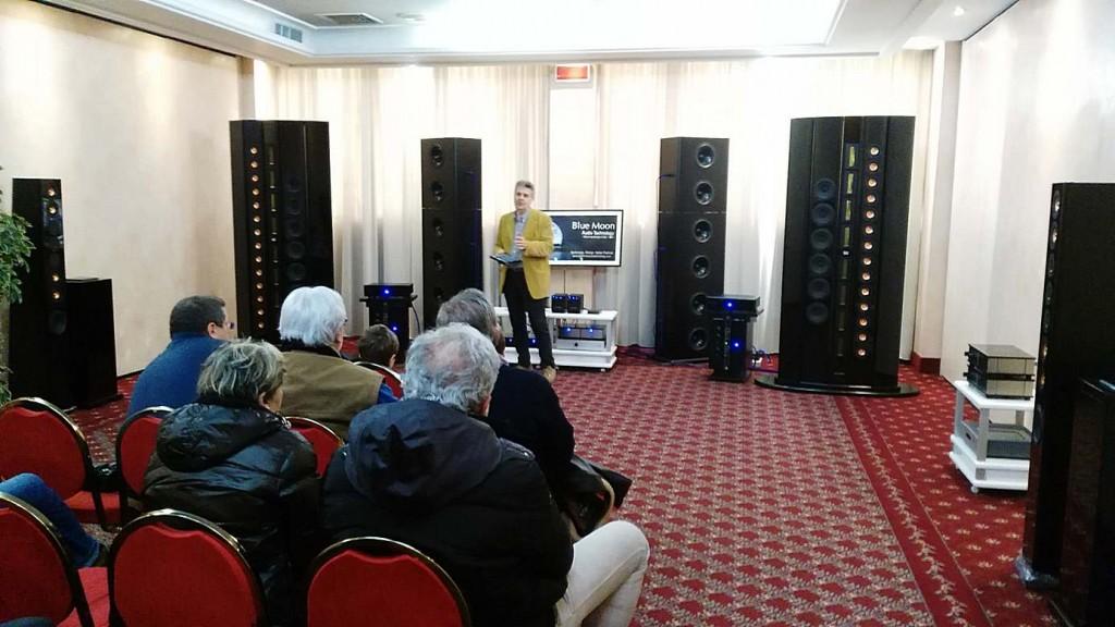 Arezzo Audio Show 2016 3