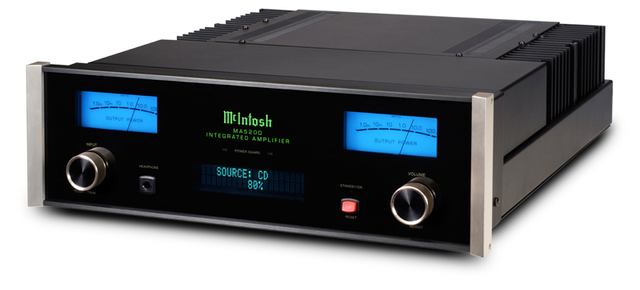 McIntosh MA 5200 integrated amplifier