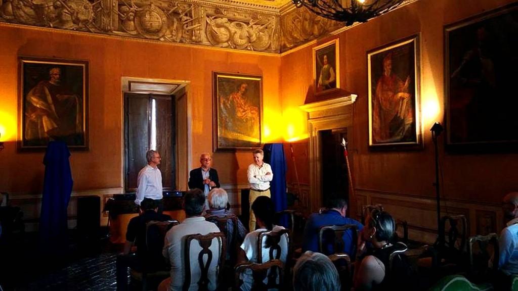 castello ruspoli Presentazione